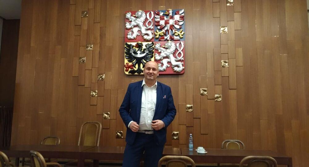 Zastupitel Prahy-11 Robert Vašíček