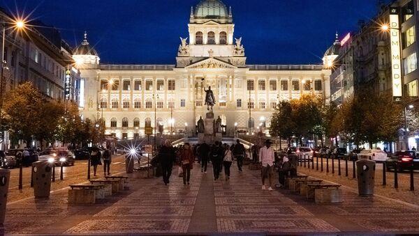 Národní muzeum v Praze - Sputnik Česká republika