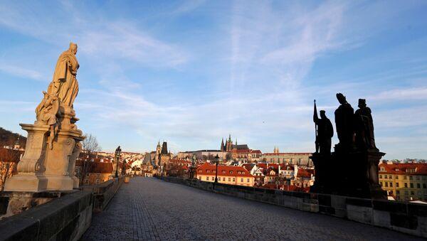 Karlův most.  - Sputnik Česká republika