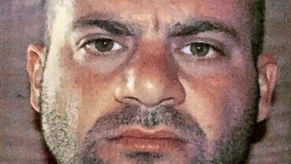 Nový šéf Islámského státu Abdula Rahmán Maulí Salbí - Sputnik Česká republika