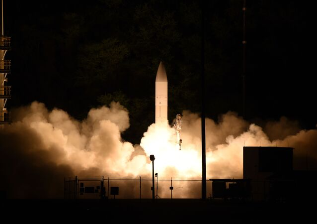 Testování americké hypersonické jednotky na Havaji