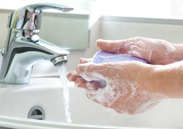 Mýdlo na ruce