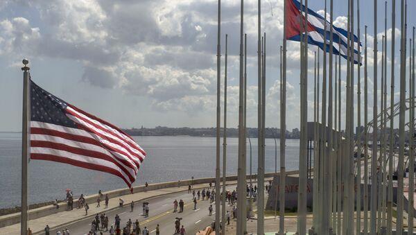 Velvyslanectví USA na Kubě - Sputnik Česká republika