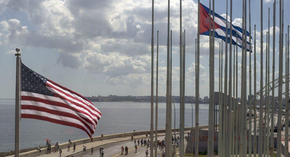 Velvyslanectví USA na Kubě