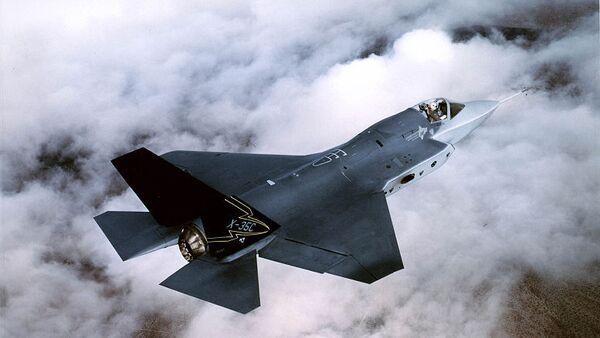 F-35 - Sputnik Česká republika