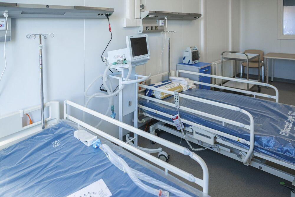 Boj proti koronaviru v Moskvě: Putin navštívil pacienty s COVID-19, otevření další nemocnice se blíží