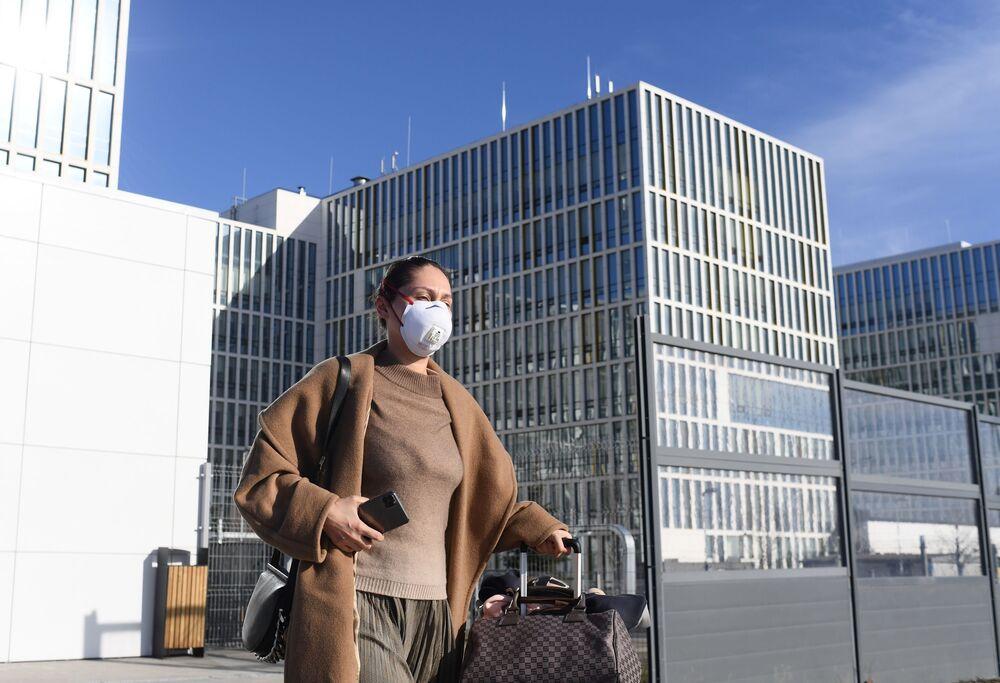 Karanténa s komfortem. Jak vypadá hlavní koronavirová nemocnice v Rusku