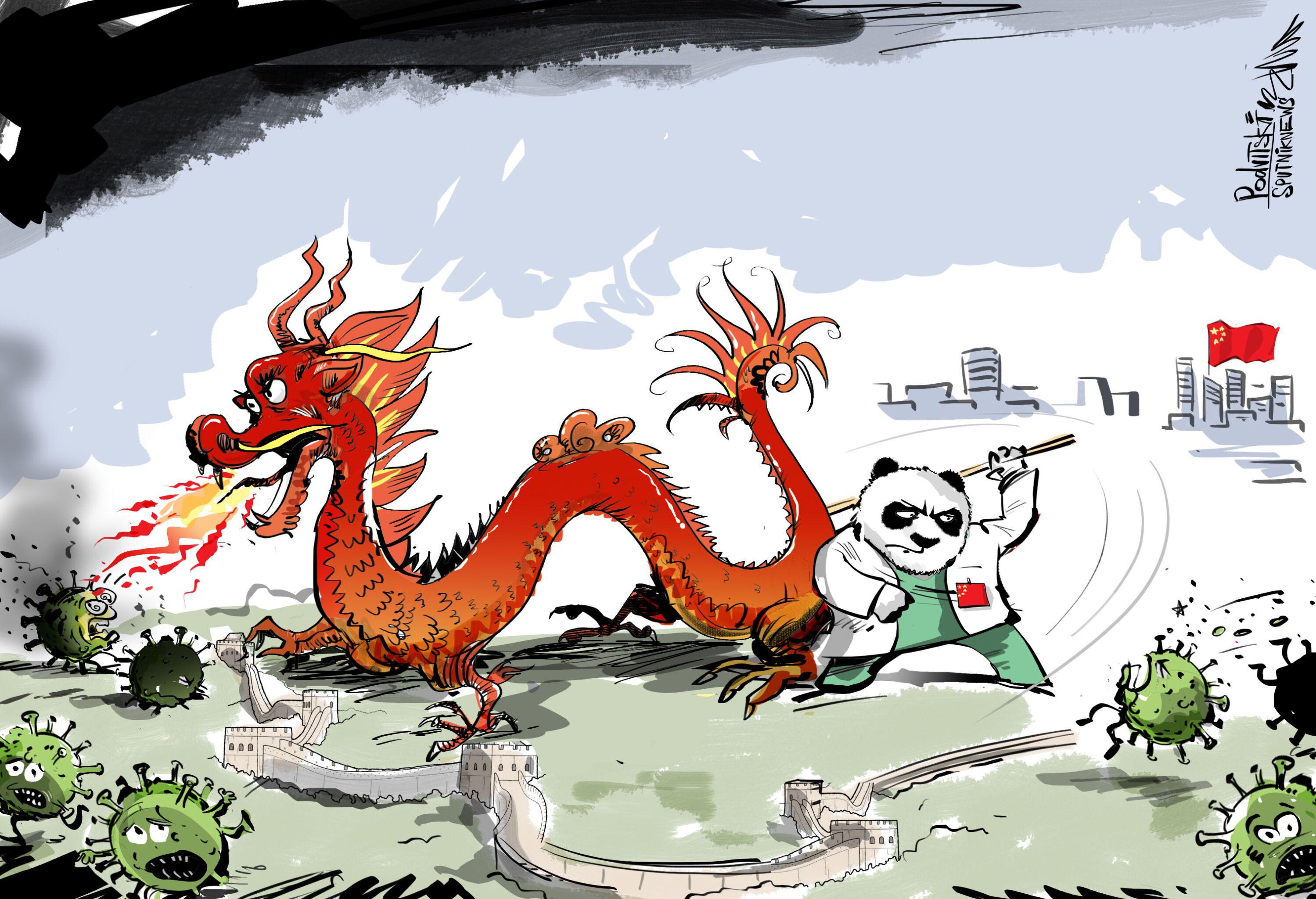 V Číně se zotavilo 93 % nakažených Covid-19