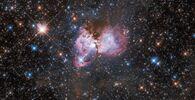 Hvězdná kolébka na okraji mlhoviny tarantule