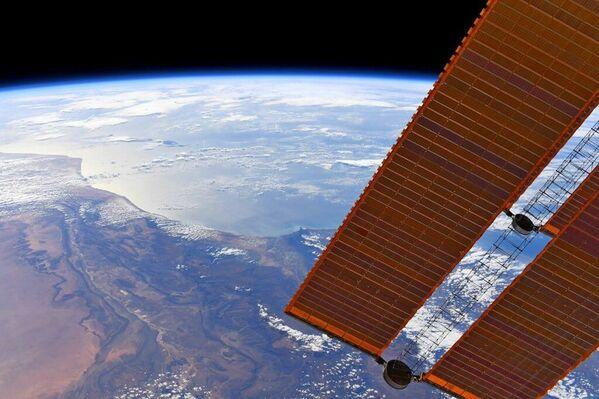Pohled na Zemi z ISS - Sputnik Česká republika