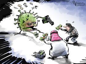 Následkem koronaviru zůstanou miliony Arabů bez obživy