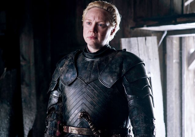 Brienne z Tarthu - postava seriálu Hra o trůny