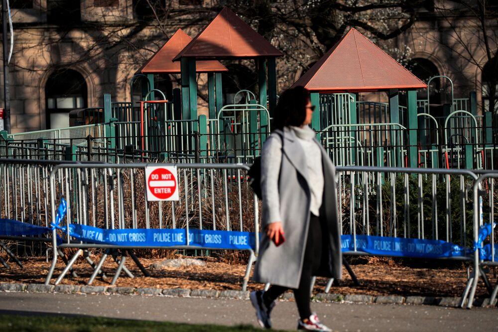 Nemocnice v srdci Manhattanu: jak se bojuje s Covid-19 přímo v newyorském Central Parku