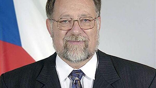 Jaroslav Bašta - Sputnik Česká republika