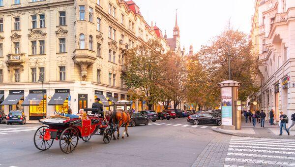 ulice Pařížská - Sputnik Česká republika
