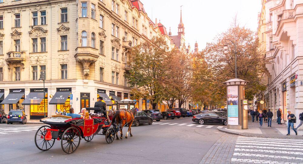ulice Pařížská