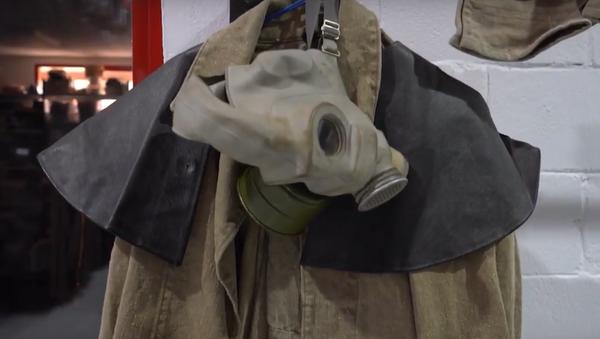 Ochranné oděvy ze seriálu Černobyl budou použity v boji s koronavirem - Sputnik Česká republika