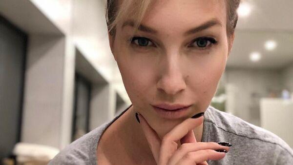 modelka Dominika Mesarošová - Sputnik Česká republika
