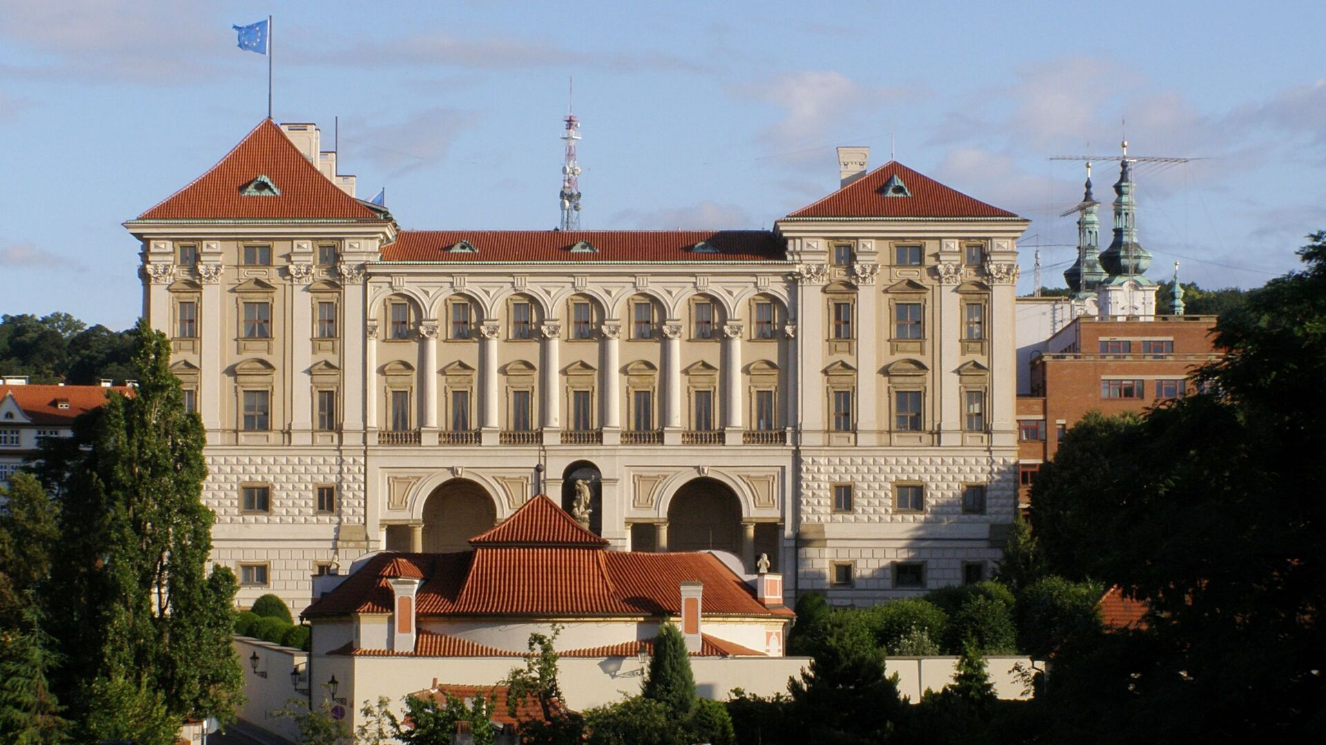 Ministerstvo zahraničí ČR - Sputnik Česká republika, 1920, 18.04.2021