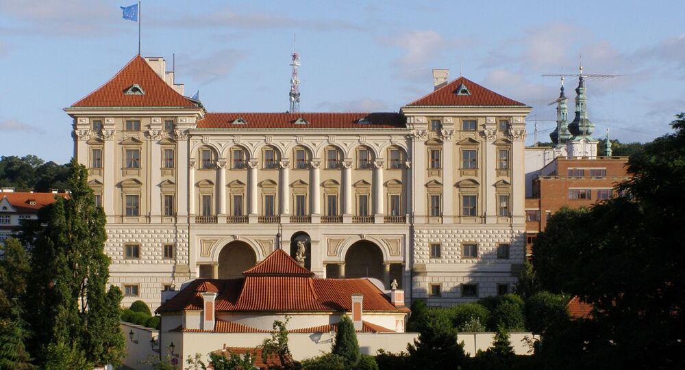 Ministerstvo zahraničí ČR
