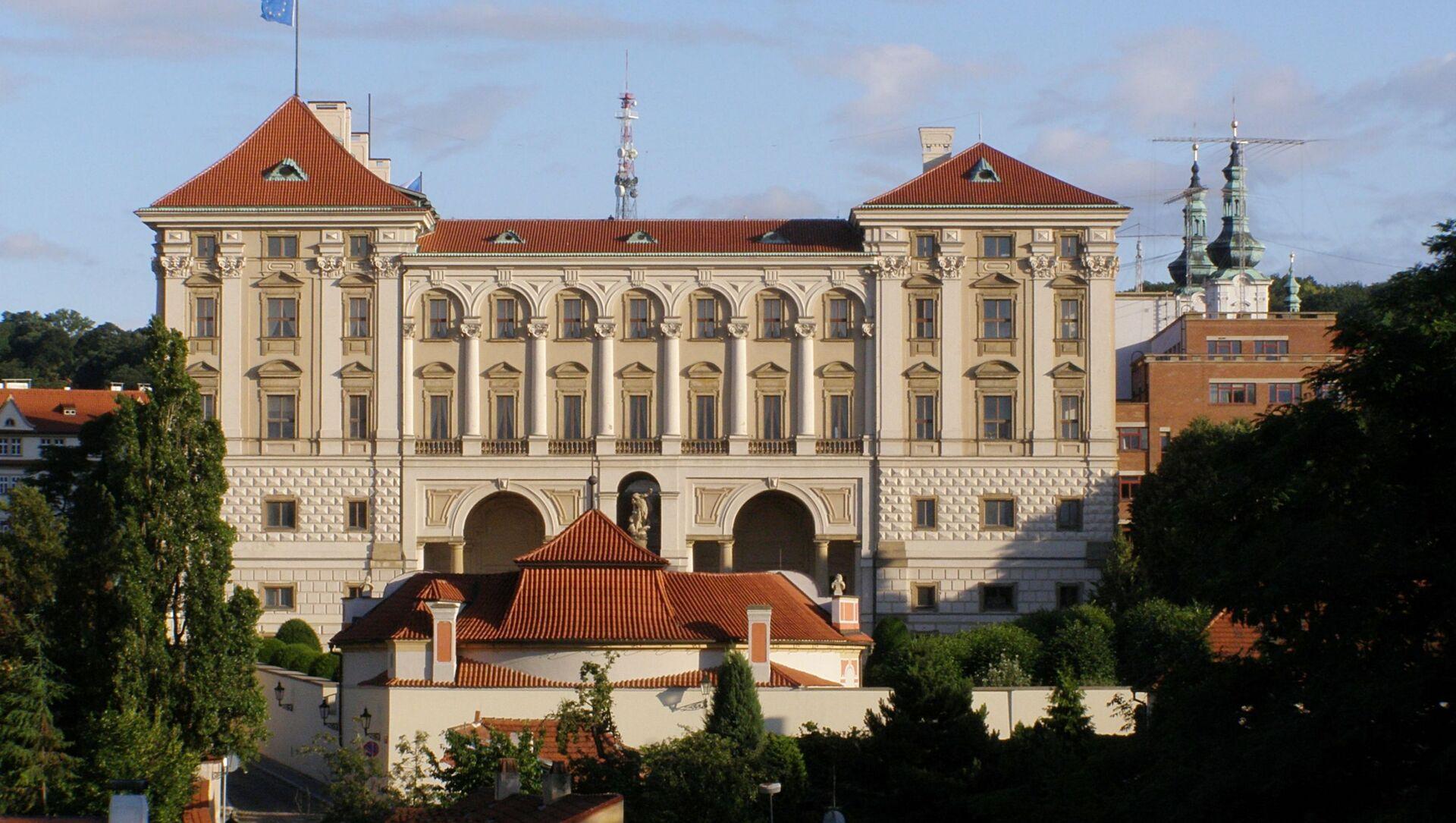 Ministerstvo zahraničí ČR - Sputnik Česká republika, 1920, 12.04.2021