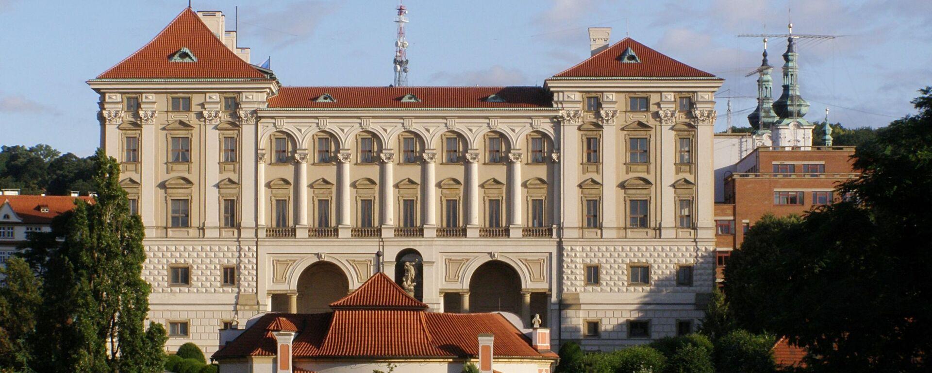 Ministerstvo zahraničí ČR - Sputnik Česká republika, 1920, 30.08.2021