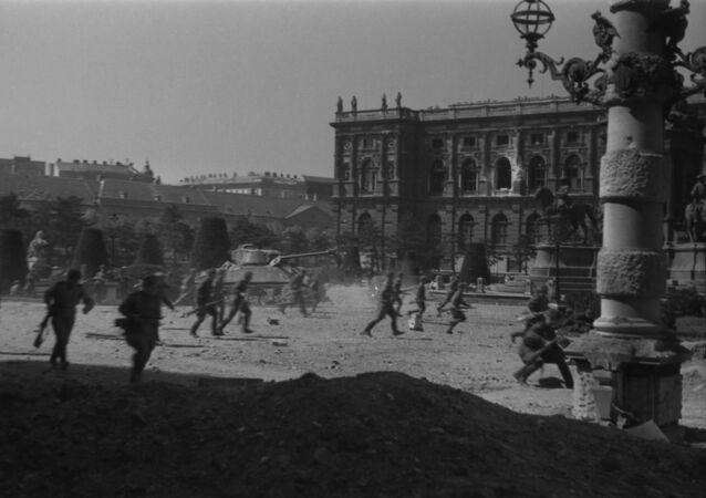 Vídeňská operace Rudé armády
