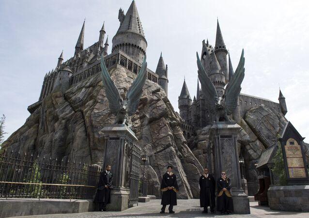 Zábavní park Wizarding World Harryho Pottera v USA