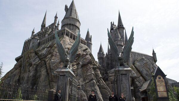 Zábavní park Wizarding World Harryho Pottera v USA - Sputnik Česká republika