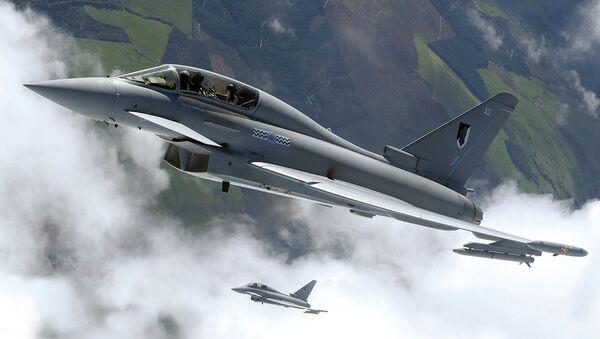 Eurofighter Typhoon - Sputnik Česká republika
