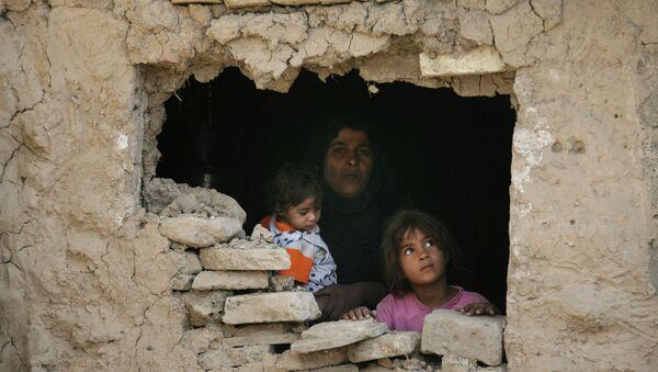 Situace v Iráku - Sputnik Česká republika