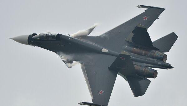 Su-30 - Sputnik Česká republika