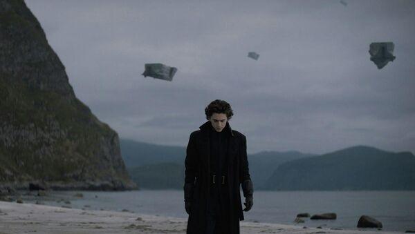 Záběry z filmu Duna - Sputnik Česká republika
