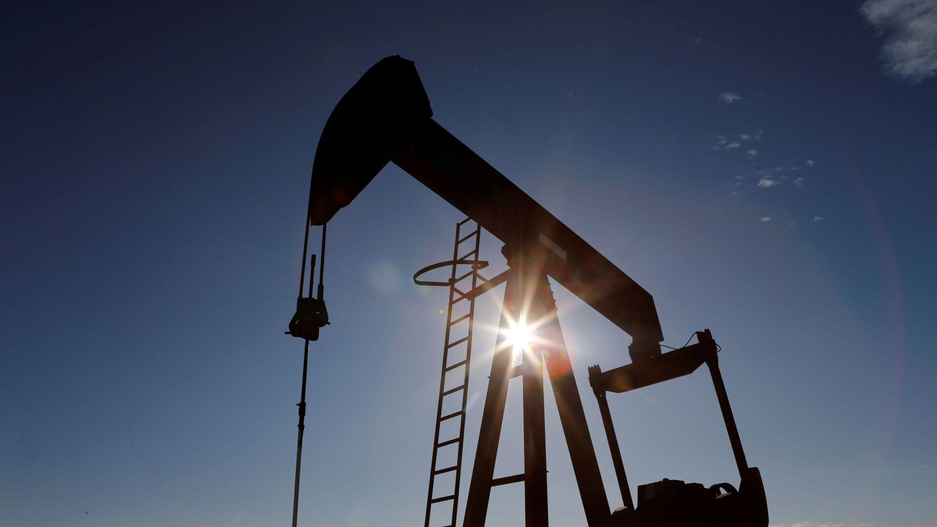 Těžba ropy v Texasu, USA - Sputnik Česká republika, 1920, 29.05.2021