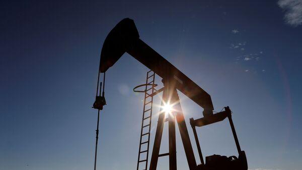 Těžba ropy v Texasu, USA - Sputnik Česká republika