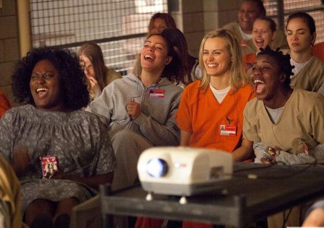 Záběr ze seriálu Orange Is the New Black
