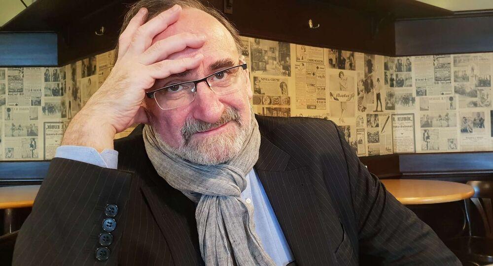 Bývalý policejní prezident Stanislav Novotný