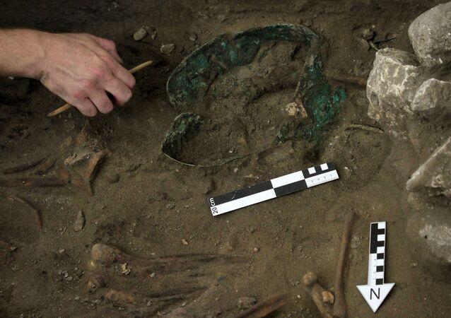 Archeologové. Ilustrační foto