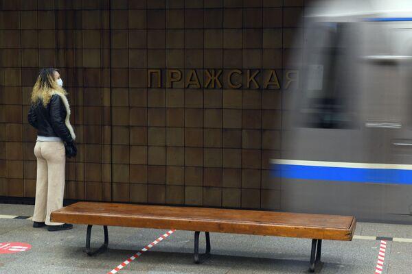 Dojde k přejmenování stanice Pražská moskevského metra na počest maršála Koněva? - Sputnik Česká republika