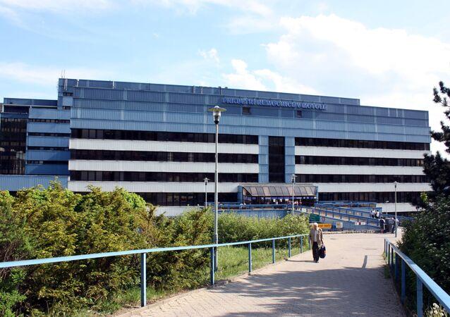 Fakultní nemocnice v Motole