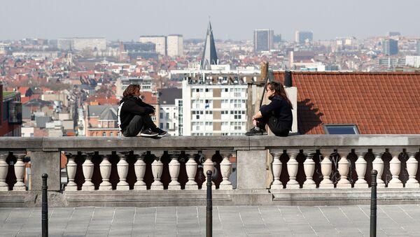 Centrum Bruselu. Ilustrační foto - Sputnik Česká republika