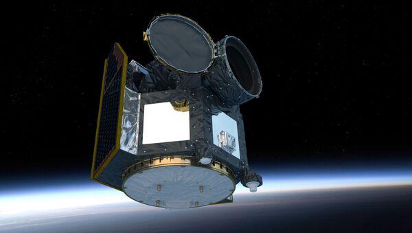 Vesmírný teleskop CHEOPS  - Sputnik Česká republika