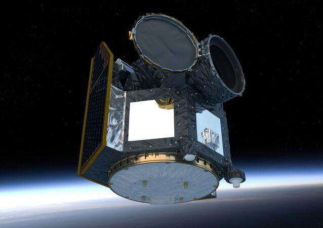 Vesmírný teleskop CHEOPS