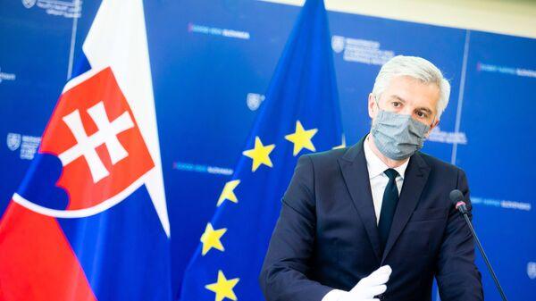 Ministr zahraničí SR Ivan Korčok - Sputnik Česká republika