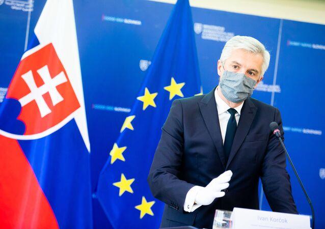 Ministr zahraničí SR Ivan Korčok