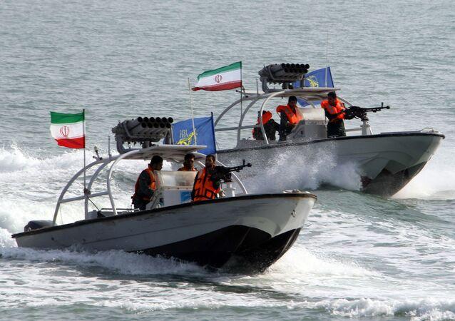 Íránci varují USA: Na vaši chybu v Perském zálivu tvrdě odpovíme