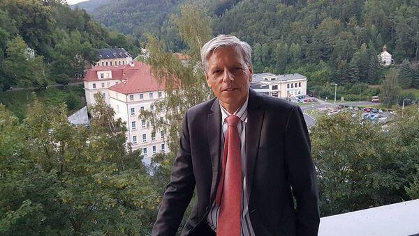 Jan Horník - Sputnik Česká republika