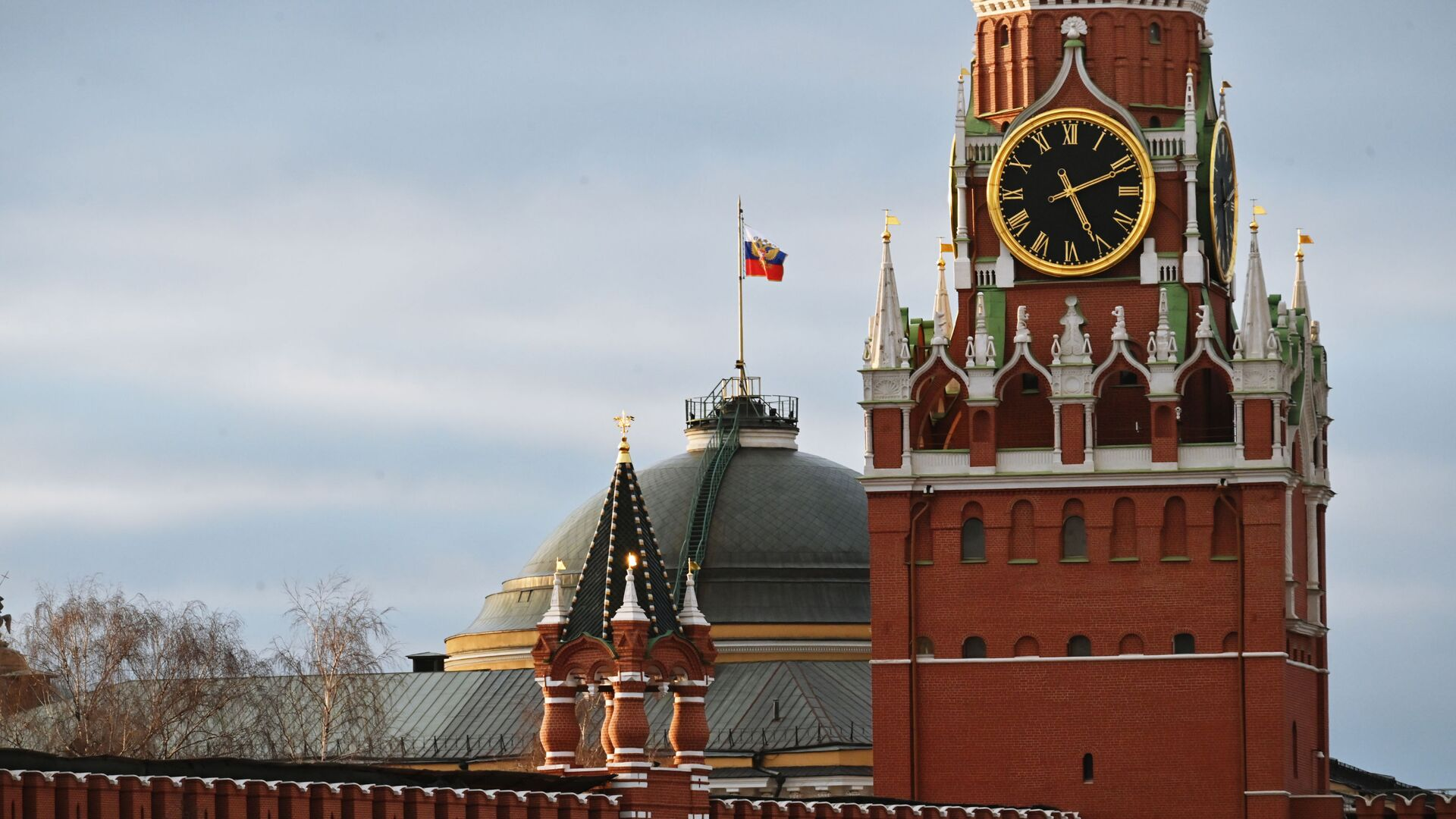 Pohled na Kreml - Sputnik Česká republika, 1920, 15.06.2021