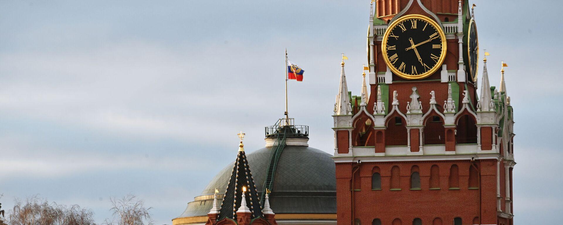 Pohled na Kreml - Sputnik Česká republika, 1920, 27.05.2021
