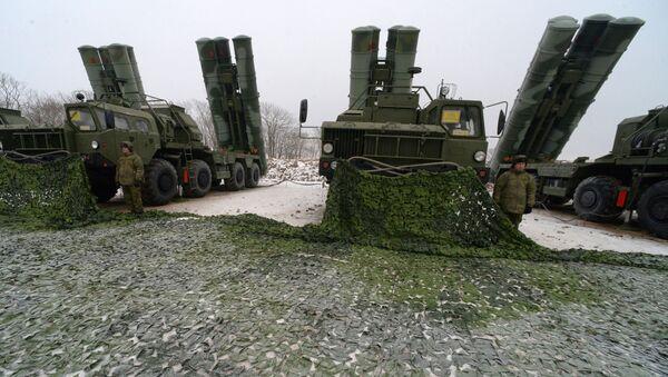 Ruský systém protivzdušné obrany S-400 - Sputnik Česká republika